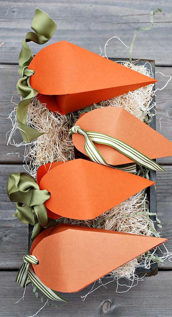 Druckvorlagen für Ostern: Karotten-Geschenkbox von EllaClaireInspired