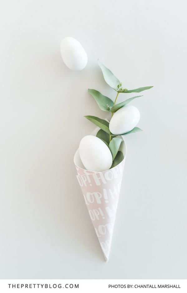 Ostern: DIY und Free Printable Ideen (Image by Pretty Blog Chantall Marshall)