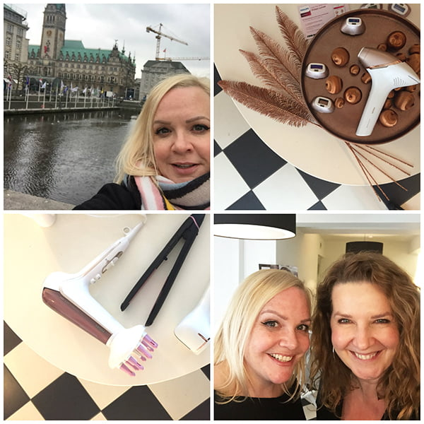 Philips Beauty Day Hamburg 2017 bei Serena Goldenbaum (Image by Hey Pretty)
