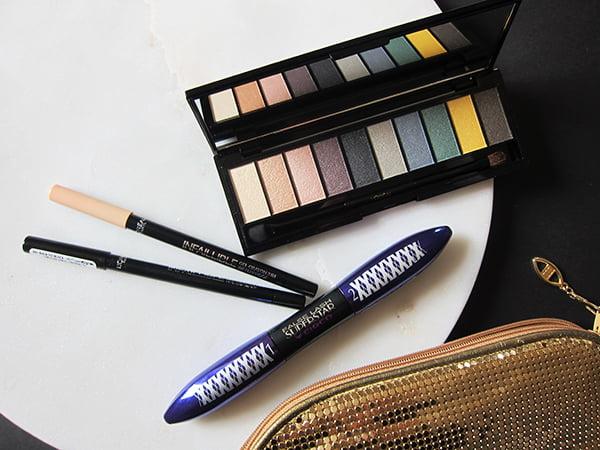 Tutorial L'Oréal Paris Color Riche La Palette Gold (Hey Pretty Beauty Blog)