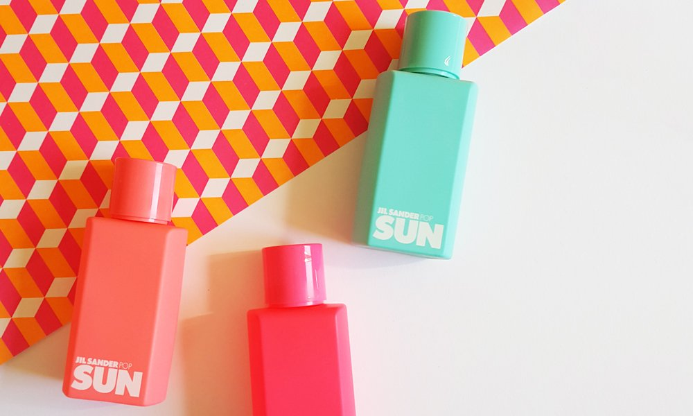 Jil Sander Sun Pop Summer Editions 2017 (Review by Hey Pretty)