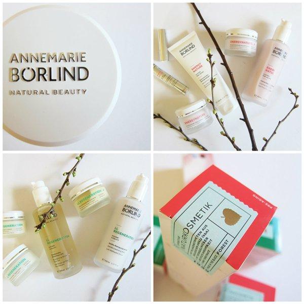 Annemarie Börlind Brand Love (Hey Pretty Beauty Blog) Naturkosmetik Gesichtspflege Review