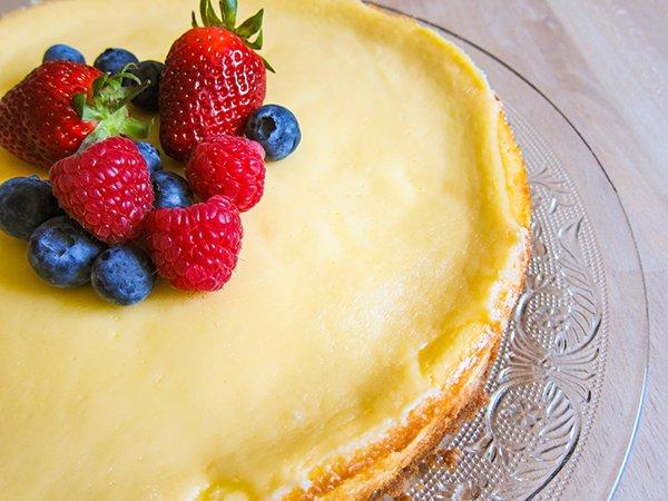 California Cheesecake: Das beste verdammte Rezept der Welt (exklusiv auf Hey Pretty Beauty Blog)