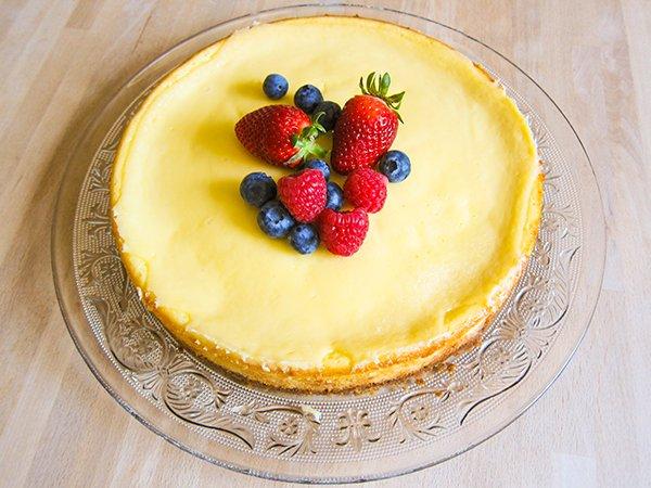 California Cheesecake von Hey Pretty Beauty Blog: Rezept und Anleitung