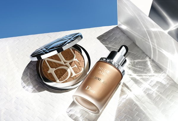 Dior Care & Dare Summer 2017 Collection: Diorskin Nude Air and Diorskin Luminizer (PR Image)