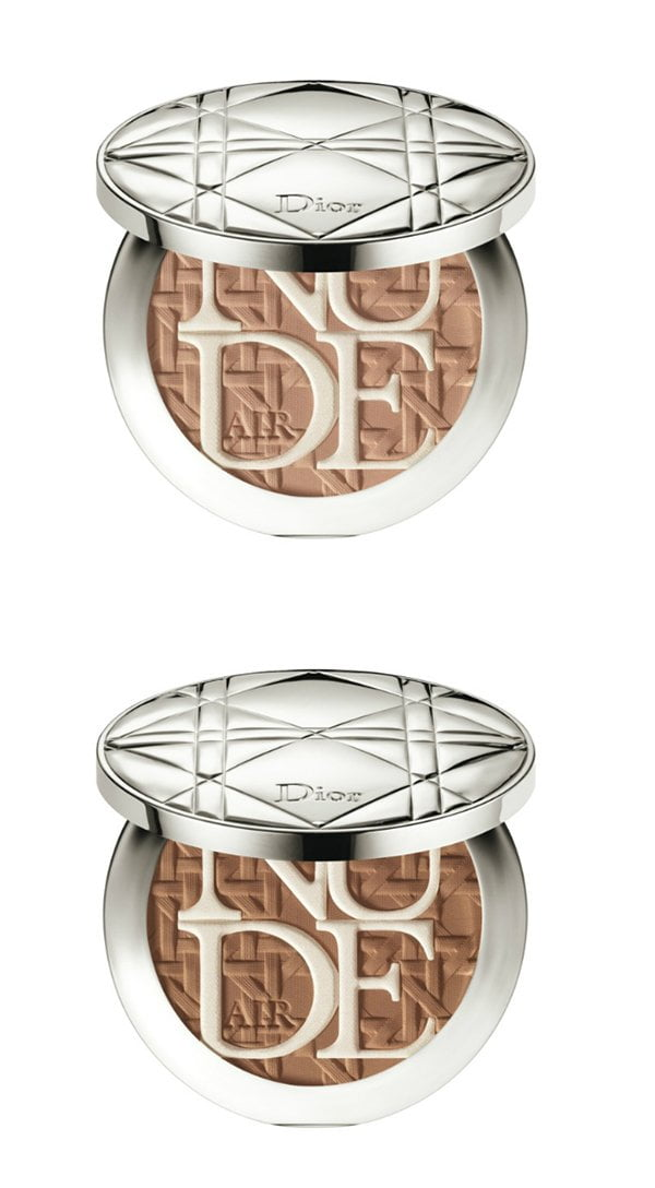 Dior Care & Dare Summer Look 2017: Diorskin Nude Air (Compacts), Review by Hey Pretty