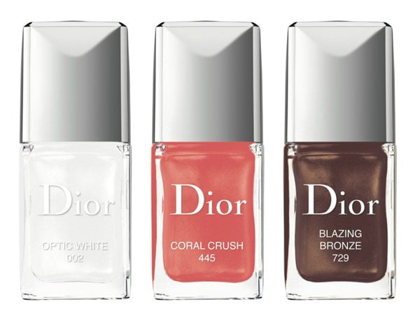 Dior Care&Dare Summer Look 2017: Les Vernis (Review by Hey Pretty Beauty Blog)