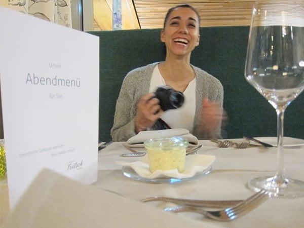 Fritsch am Berg MentalSpa: Review von Hey Pretty und Familienhäppchen: Abendessen