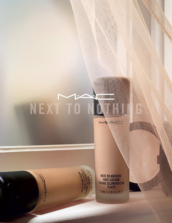 MAC Next to Nothing, PR Visual