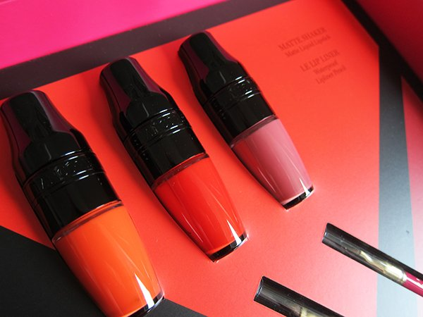 Lancome Matte Shakers Press Kit, Closeup (Image by Hey Pretty)