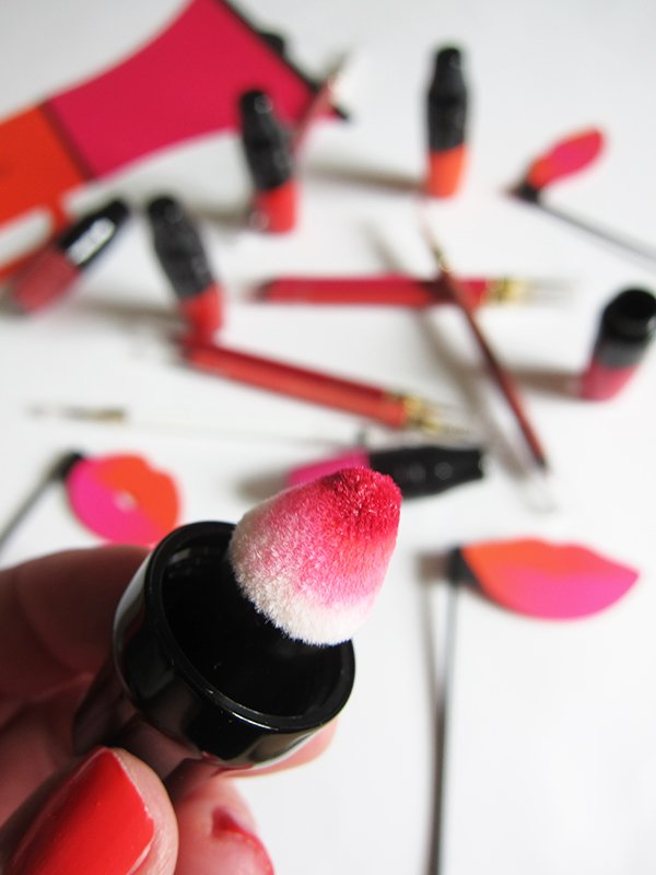 Lancome Matte Shaker Applikator Close-Up (Hey Pretty Beauty Blog)