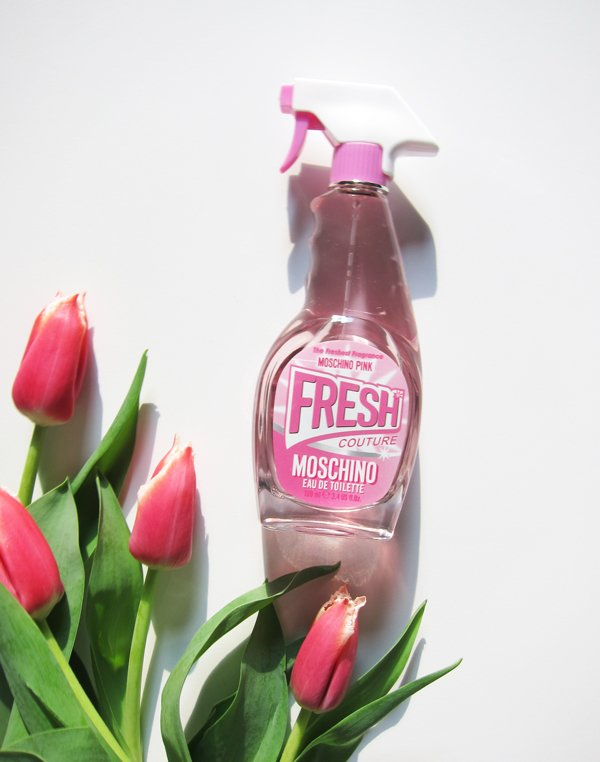 #moschinopinkfreshcouture Parfum Review auf Hey Pretty Beauty Blog