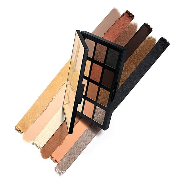 NARSissist Loaded Eyeshadow Palette, PR Visual