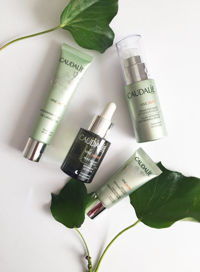 Caudalie Vine(Activ): Time-Stopping, Youth-Inducing Skincare? We're all for it! Review on Hey Pretty Beauty Blog