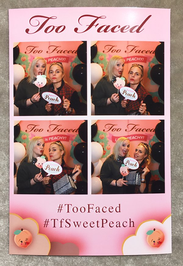 Sephora Too Faced Photobooth (Opening Party Manor Zürich)