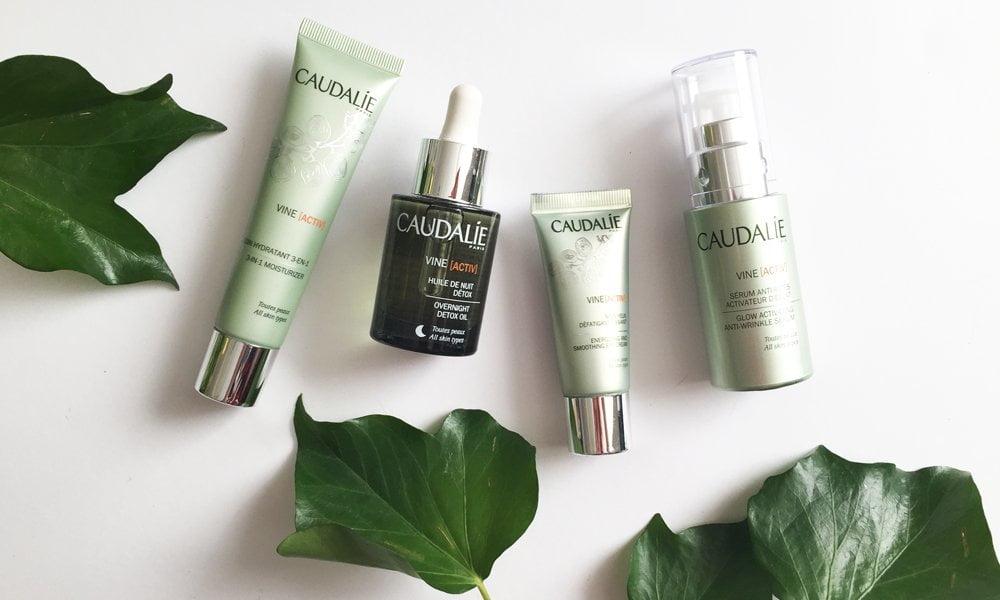 Caudalie Vine(Activ) Hautpflege: Review und Erfahrungsbericht auf Hey Pretty Beauty Blog