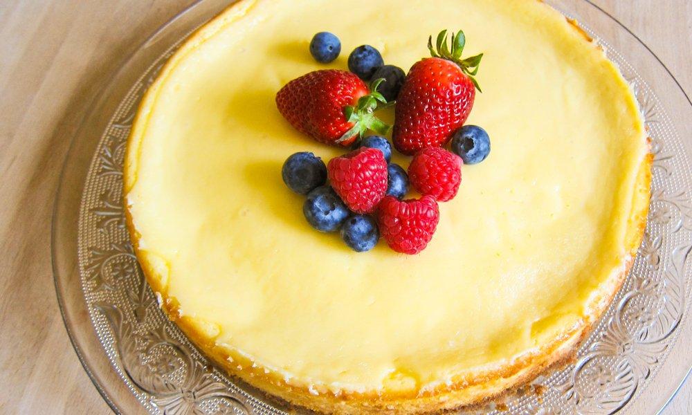 Der beste verdammte Cheesecake der Welt: DAS REZEPT (by Hey Pretty Beauty Blog)