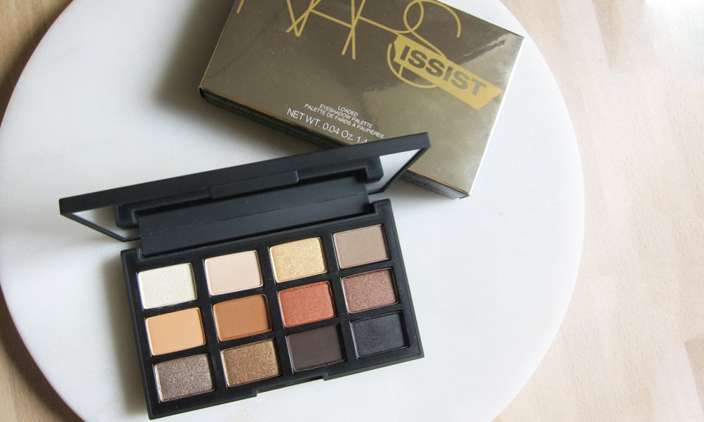 Gorgeous, highly pigmented eyeshadows by NARS: The NARSissist Loaded Palette is out now!
