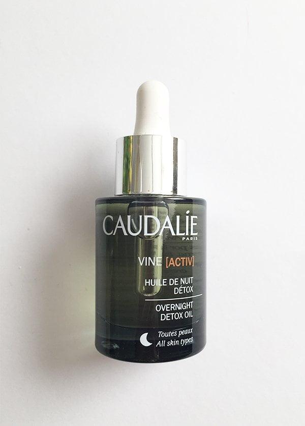 Review: Caudalie VineActiv Detox Oil (Hey Pretty Beauty Blog)