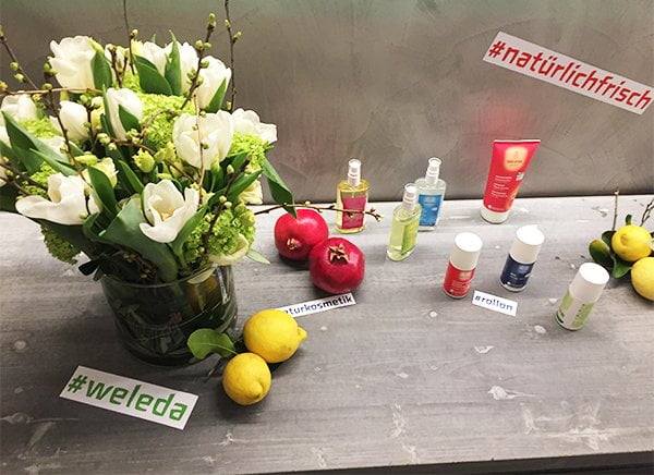 Launch Event Weleda Deo Roll-Ons @ Balboa Gym Zürich (Image by Hey Pretty)