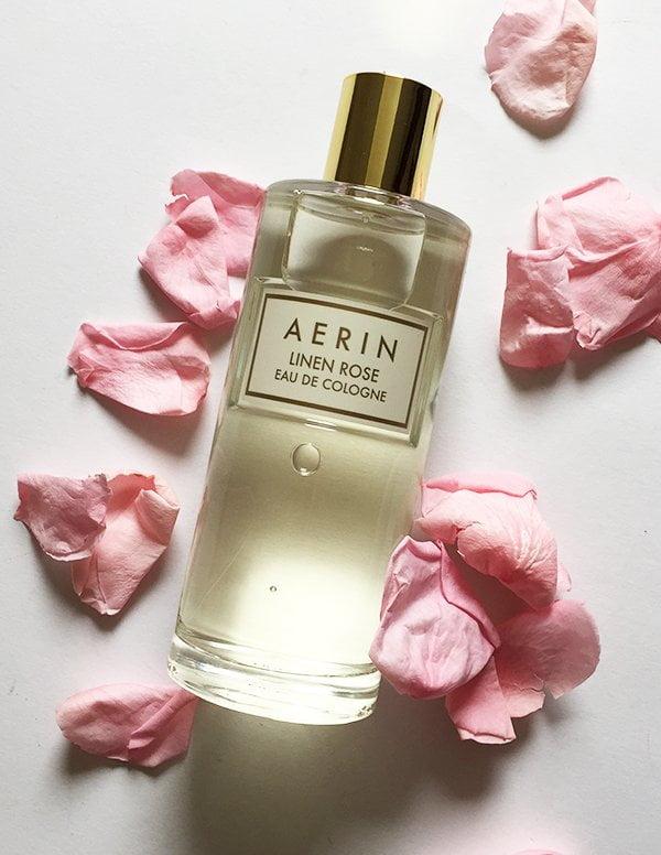 Aerin Linen Rose (Garden Rose Eau de Cologne), Image by Hey Pretty Beauty Blog