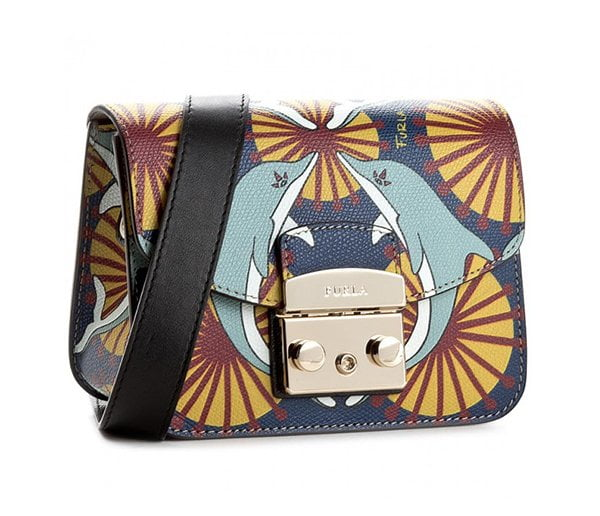 Furla Metropolis Multicolor (Hey Pretty Fashion Flash: Crossbody Bags)