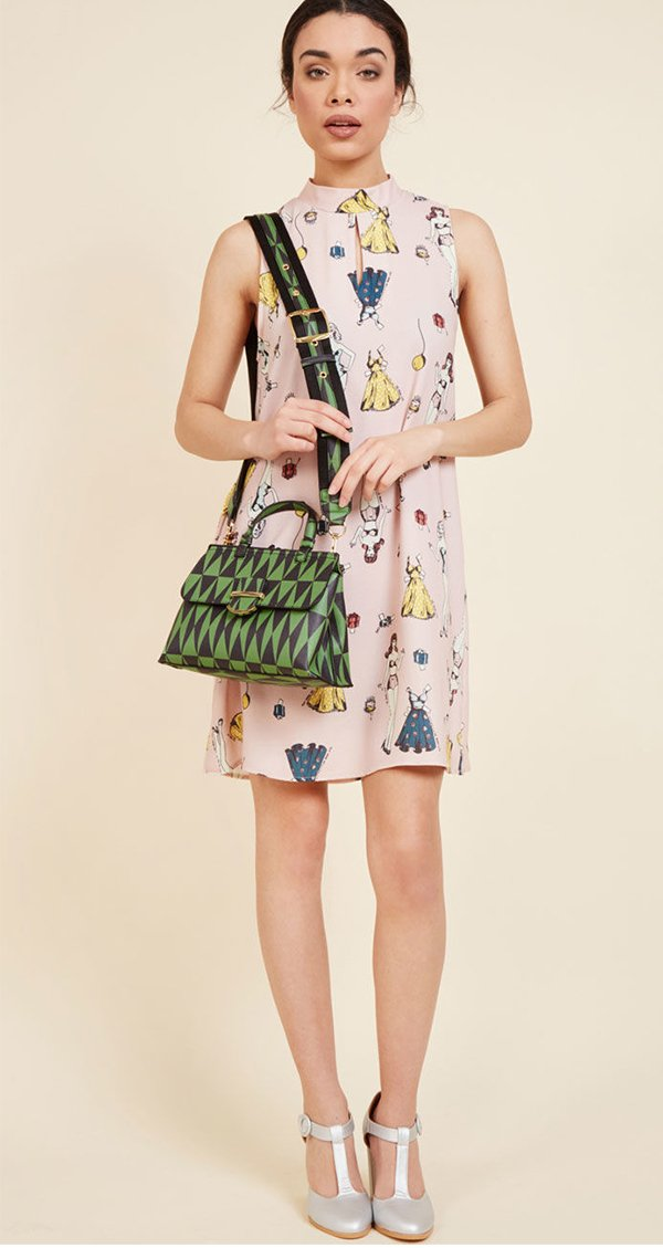 Get Down to Quirk Bag by Modcloth