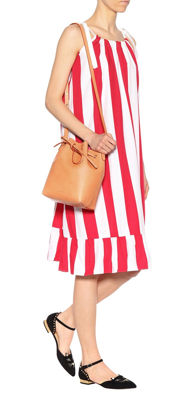 Mansur Gavriel Mini Bucket Bag at MyTheresa (Hey Pretty Fashion Flash: Crossbody Bags)