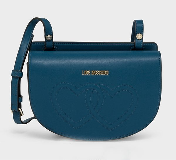 Love Moschino Schultertasche bei Manor (Hey Pretty Fashion Flash: Crossbody Bags)