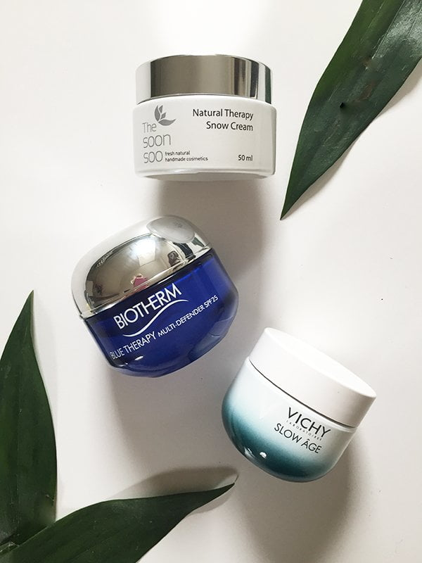 Skincare News: Biotherm Blue Therapy Multi-Defender, Vichy Slow Age und The Soonsoo Snow Therapy (Review by Hey Pretty)