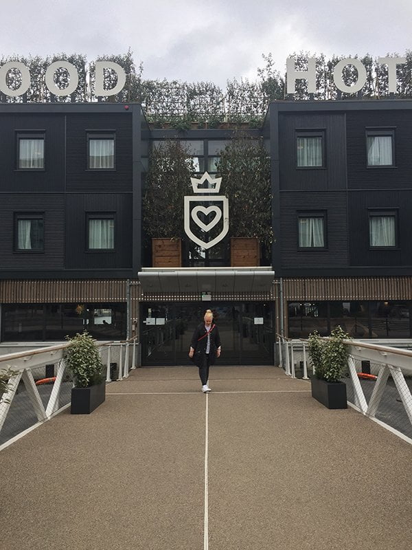 Good Hotel London: Review and Image by Hey Pretty Beauty Blog
