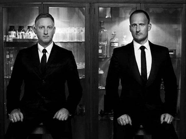 Grown Alchemist founders Jeremy (CEO) and Keston (Creative Director) Muijs