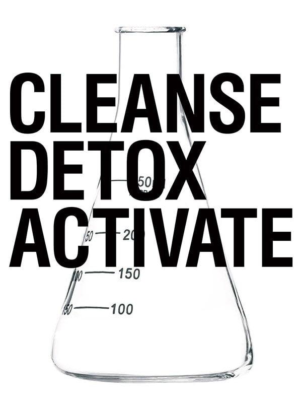 Grown Alchemist PR Image: Cleanse, Detox, Activate
