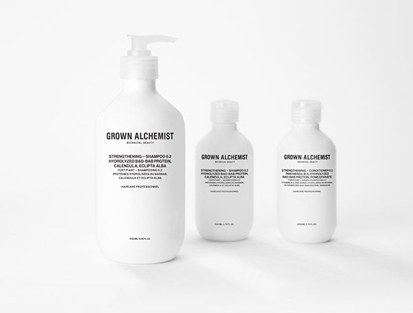 Grown Alchemist Haircare (PR Image): Review and Q&A with Jeremy and Keston Muijs on Hey Pretty Beauty Blog