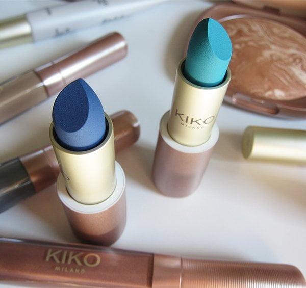 KIKO Milano Lipstick Summer 2.0 Limited Edition Collection (Image und Review von Hey Pretty)