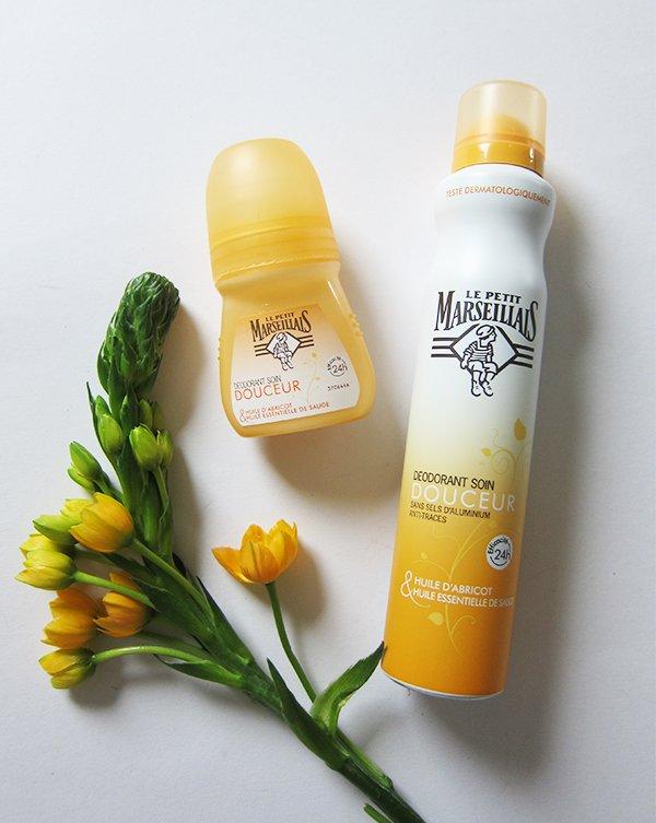 Le Petit Marseillais Deodorant Soin Douceur ohne Aluminiumsalz, Sommer-News 2017 (Review Sublimant Beautifying auf Hey Pretty Beauty Blog)