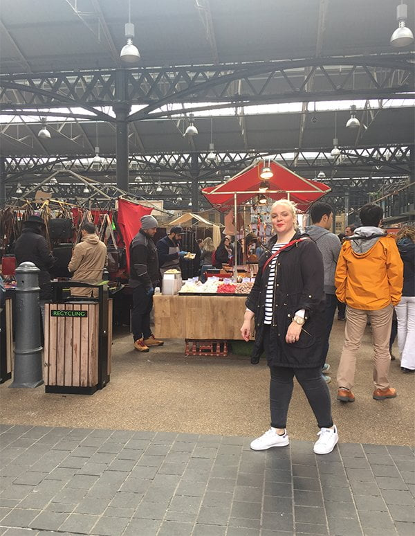 Spitalfields Market, East London (Image by Hey Pretty)