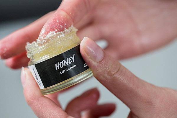 Lush Honey Lip Scrub (Muttertag 2017), PR Image