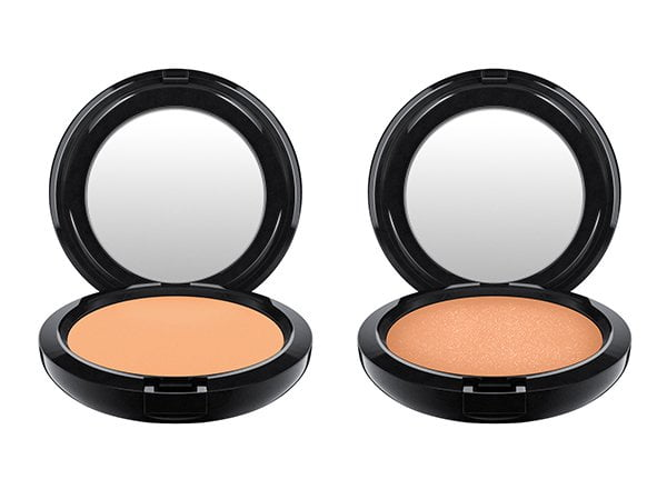 MAC Fruity Juicy Bronzing Powder in Refined Golden und Baiana Bronze
