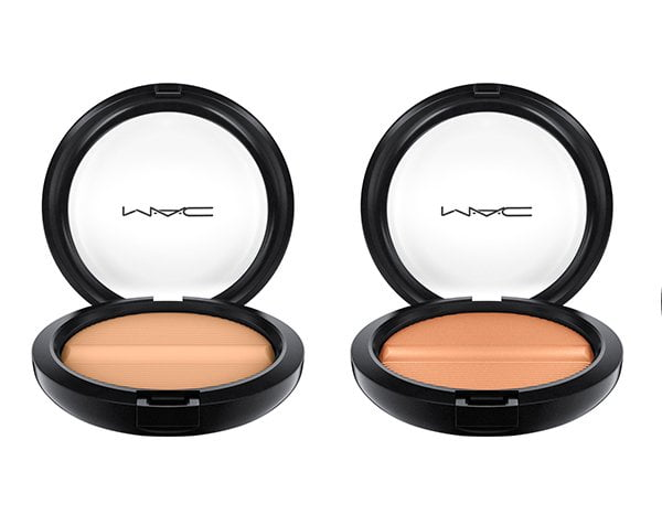 MAC Fruity Juicy Studio Sculpt Bronzing Powders in Delicates and Delphic