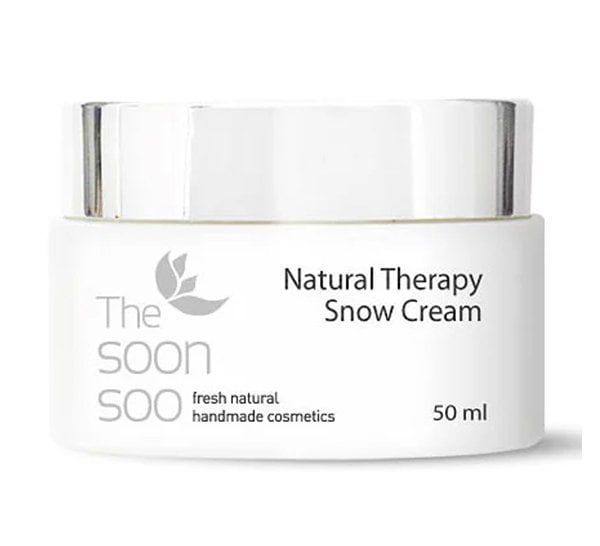 The Soonsoo Natural Therapy Snow Cream (Review auf Hey Pretty Beauty Blog)