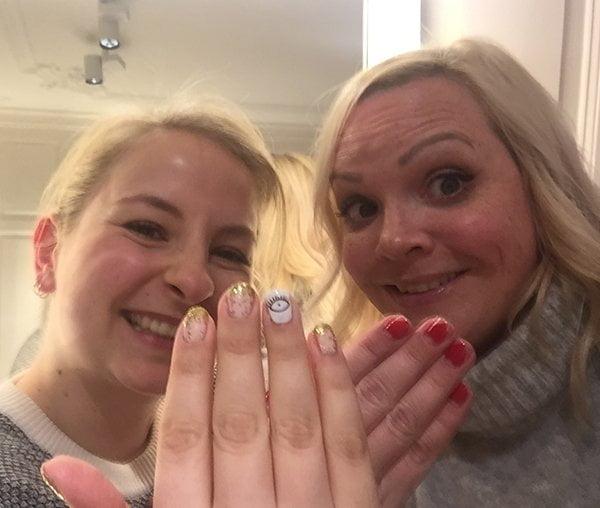 Steffi Hidber und Sandra Gimmel von Hey Pretty Beauty Blog