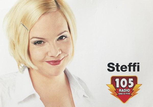 Steffi Hidber Thierstein, Radio 105 (1999