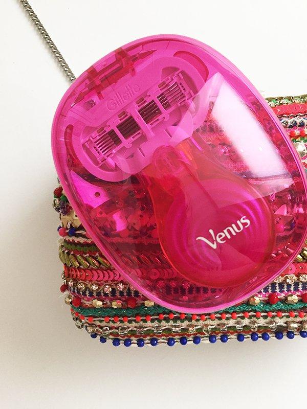 Gillette Venus Snap Gewinnspiel auf Hey Pretty