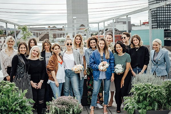 Westwing Blogger Brunch in Zurich (Westwing Basics), Image by Hey Pretty