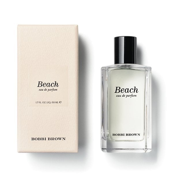 Bobbi Brown Beach Eau de Parfum (2017): Review on Hey Pretty Beauty Blog
