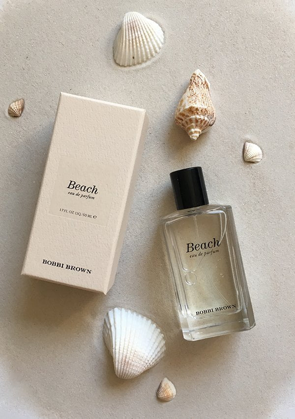 Bobbi Brown Beach Perfume, Image and Review by Hey Pretty (2017)