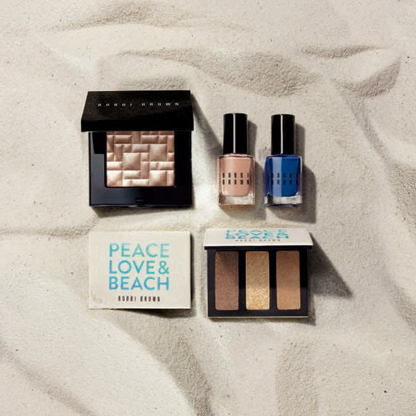 Bobbi Brown Peace Love Beach Make-Up Collection Summer 2017, Mood Visual