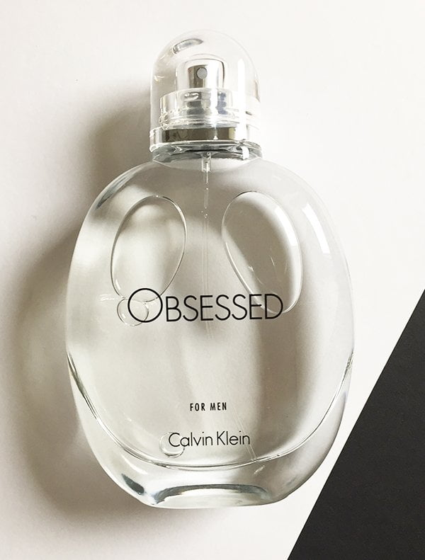 Calvin Klein OBSESSED for Men (2017): Review and Image by Hey Pretty Beauty Blog