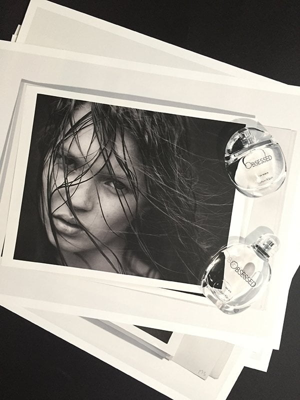 Calvin Klein OBSESSED (2017): Press Kit and review by Hey Pretty